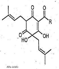 isoalfaácidos