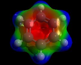 benzene-density-esp1