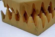 Modelo pedestre de superficies de estructuras cristalinas inconmensurables.