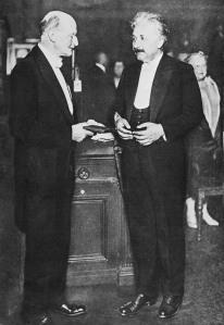 Planck y Einstein