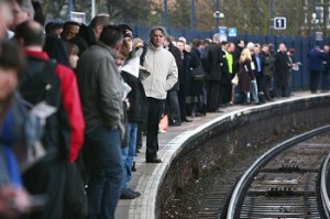 The increase in part-time employment means the average time women spend commuting to work has increased, according to the TUC