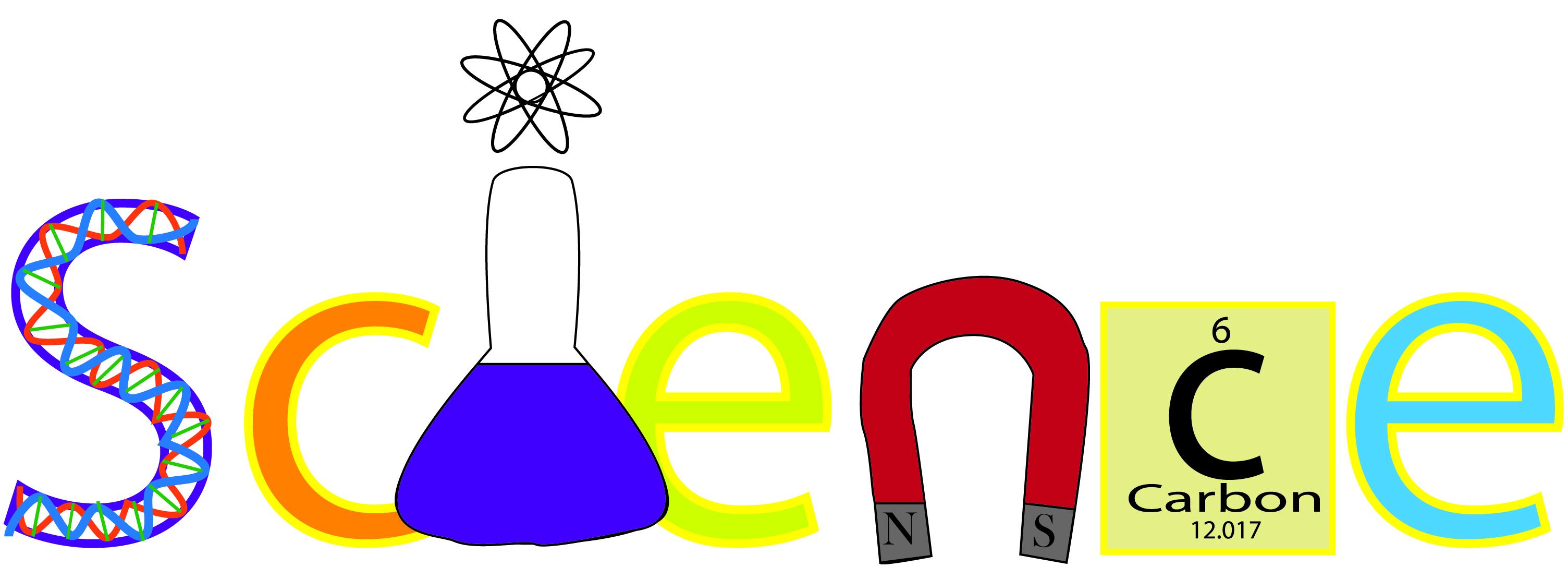 Science Word Art | Cuentos Cuánticos