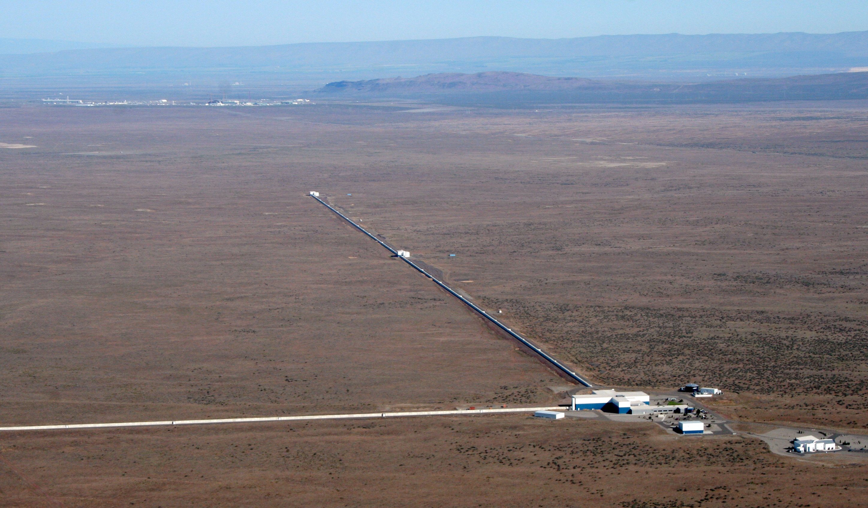 Resultado de imagen de Programa LIGO de Ondas Gravitacionales