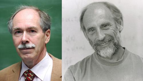 Gerad 't Hooft y Leonard Susskind